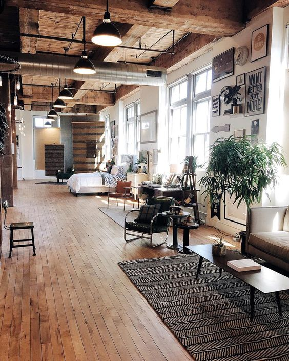 Loft Apartment: Decorating A Loft Apartment: What You Need To Know