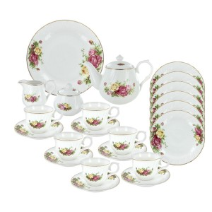 summertime-roses-tea-set