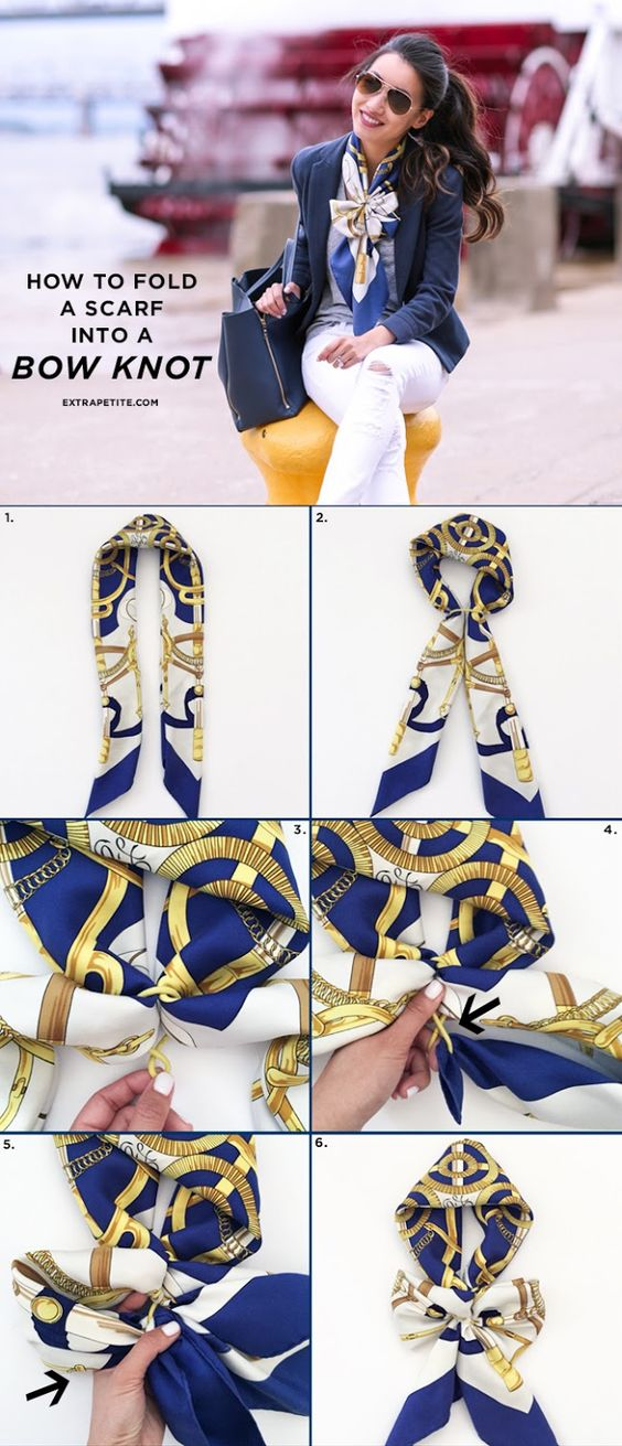 scarf-folding-bow-knot-nautical