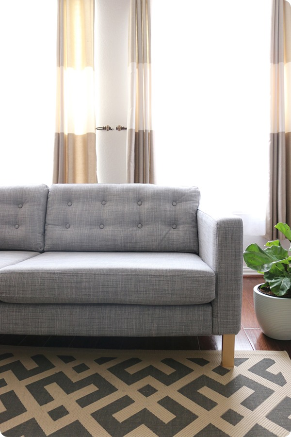 add-buttons-to-old-sofa