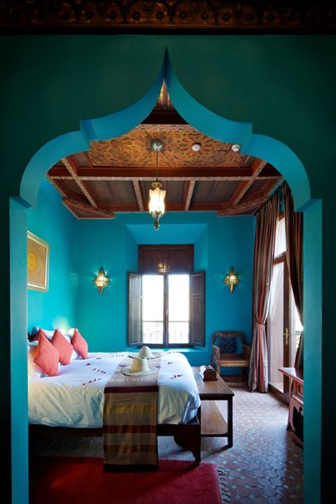 7 Beautiful Indian-Inspired Bedrooms