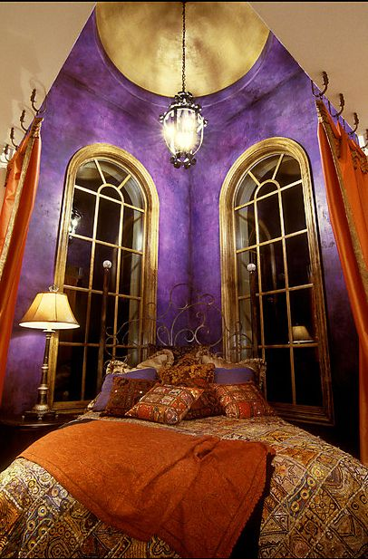 purple and orange bedroom decor 7 beautiful indian inspired bedrooms 19537