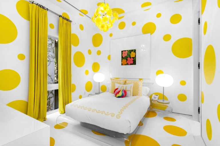 tommy-hilfiger-yellow-bedroom