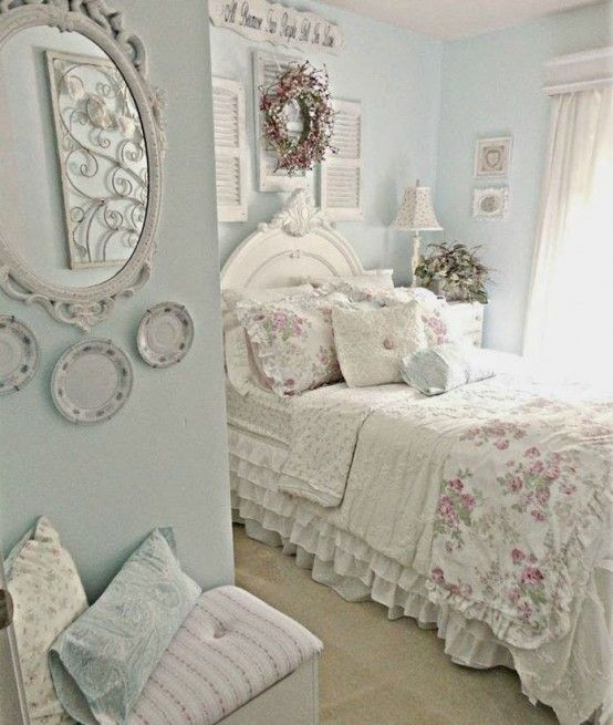 Shabby Chic Bedrooms: Find Your Perfect Decor Style By Telling Us About A Day In