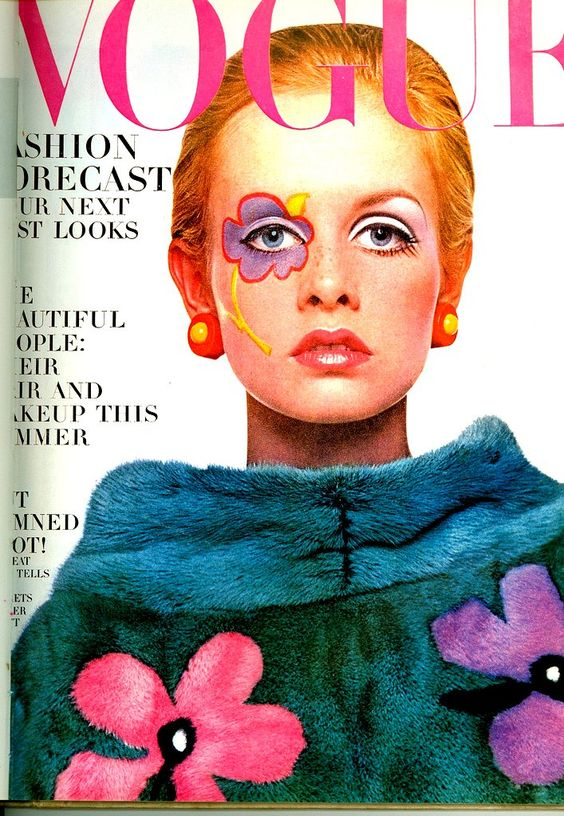 twiggy-1960s-vogue-cover