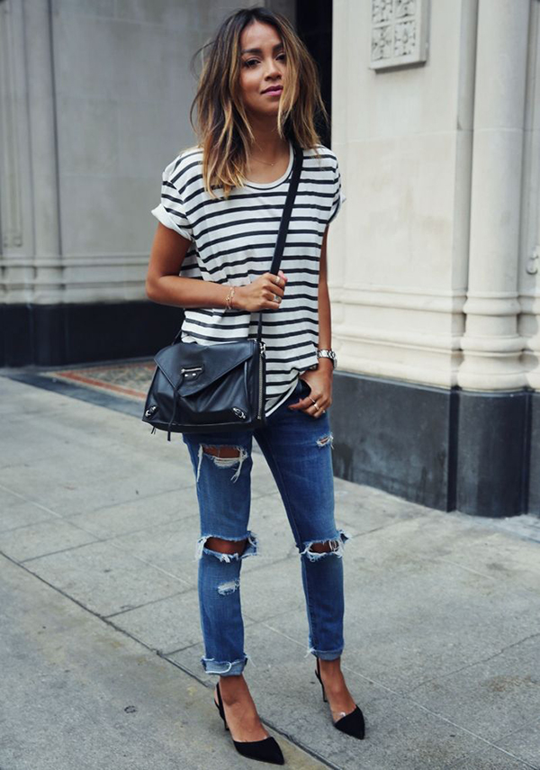 jeans-and-striped-t-shirt-outfit