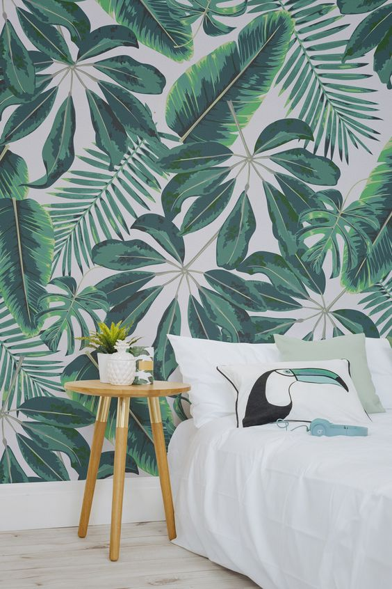 tropical-statement-wallpaper