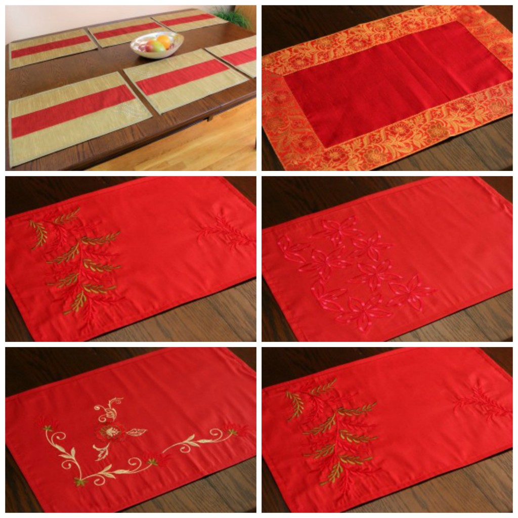 red-place-mats