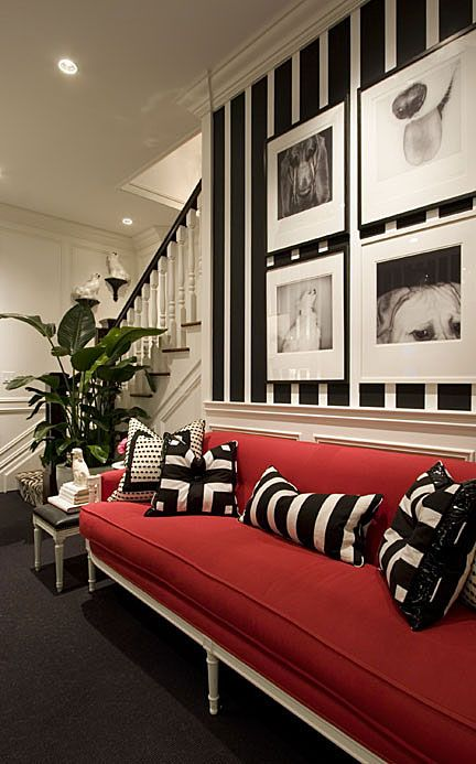 red-sofa-home-decor