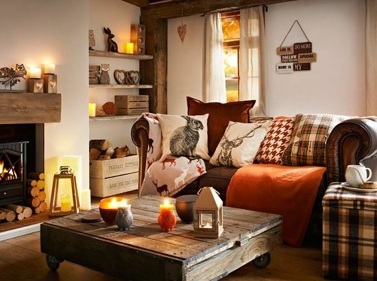 fall living room ideas 7 decor ideas to transition your home from summer to fall 14460