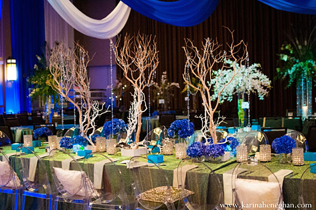 green-and-blue-indian-wedding-table-layout