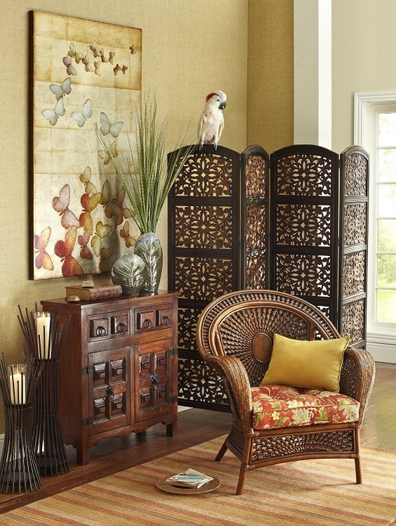 indian-inspired-room-corner