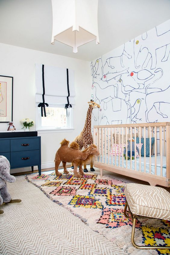 safari-themed-boho-nursery