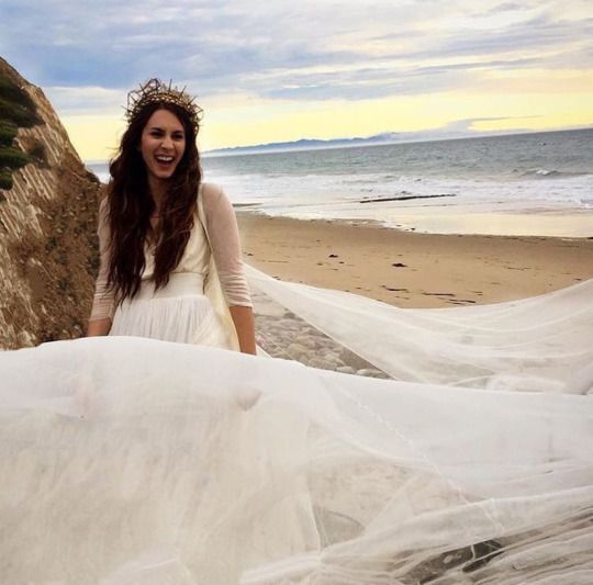 troian-bellisario-wedding-dress