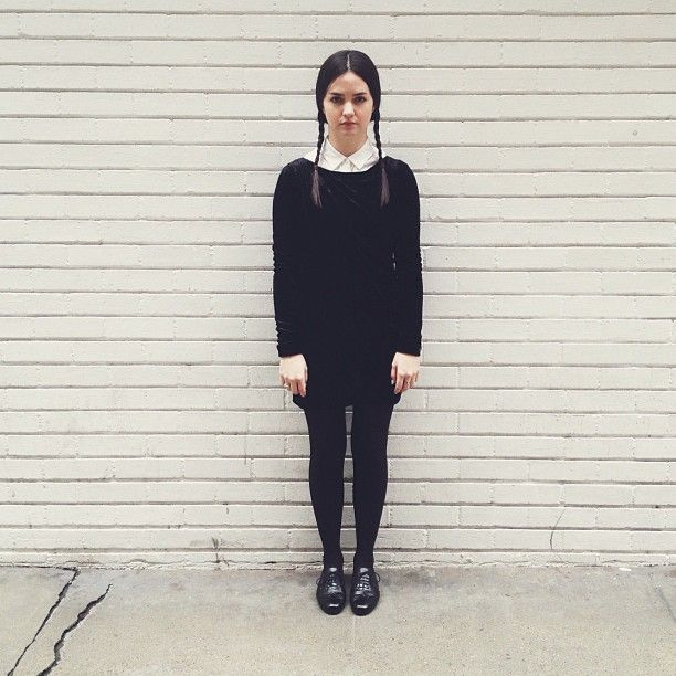 wednesday-addams-costume