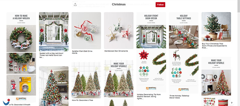 christmas-pinterest-board