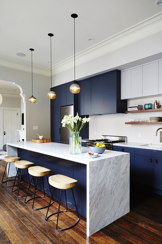 navy-and-wooden-kitchen