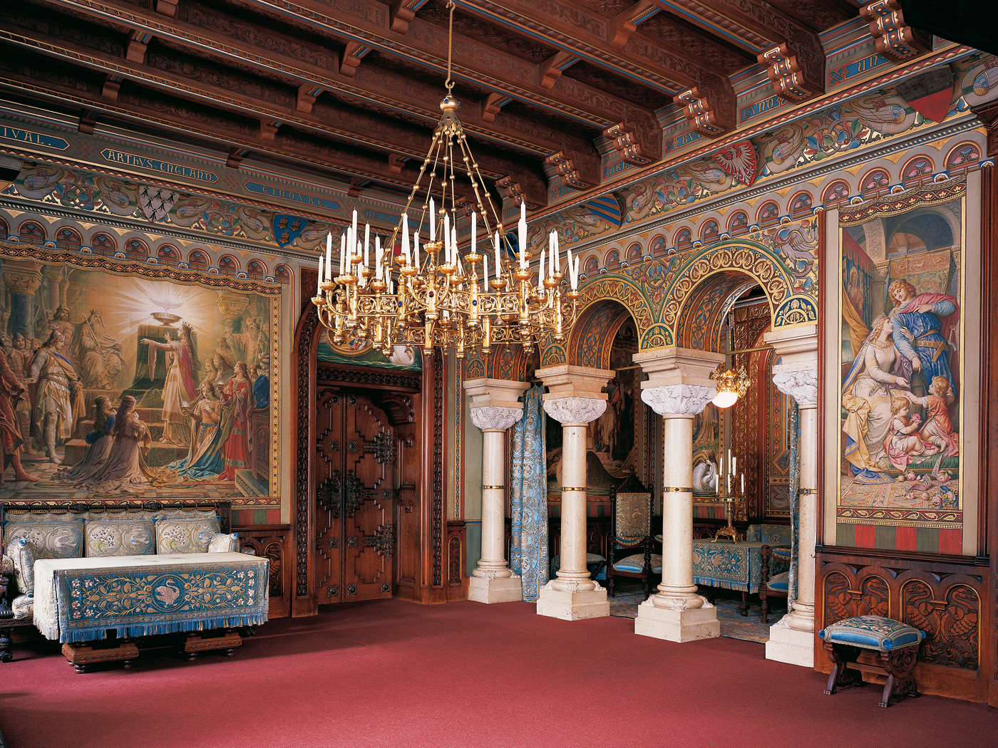 neuschawanstein-castle-interior