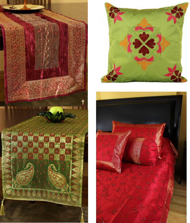 red-and-green-home-decor